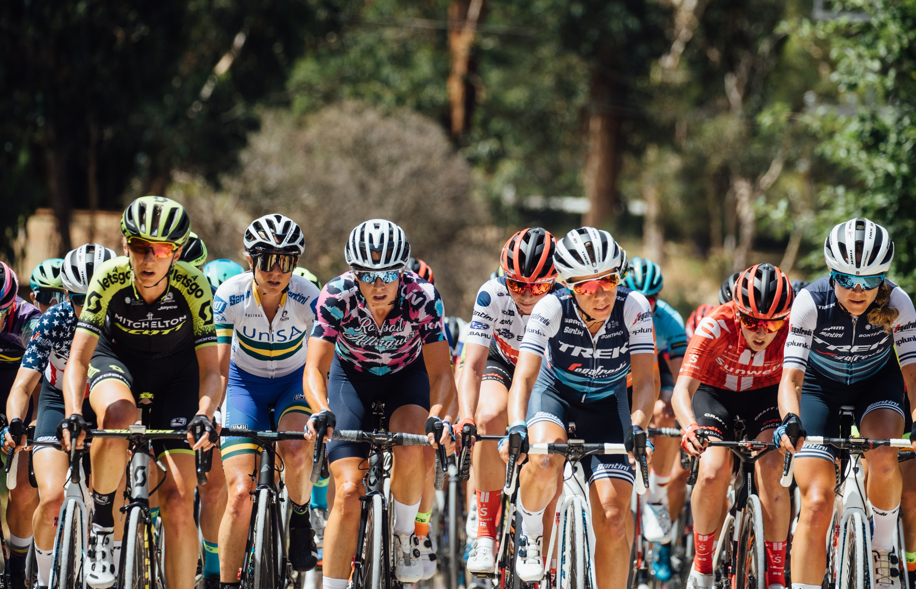 Women's Tour Down Under, Stage 3