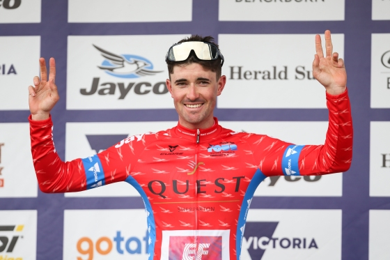 James Whelan, EF Education First, Herald Sun Tour